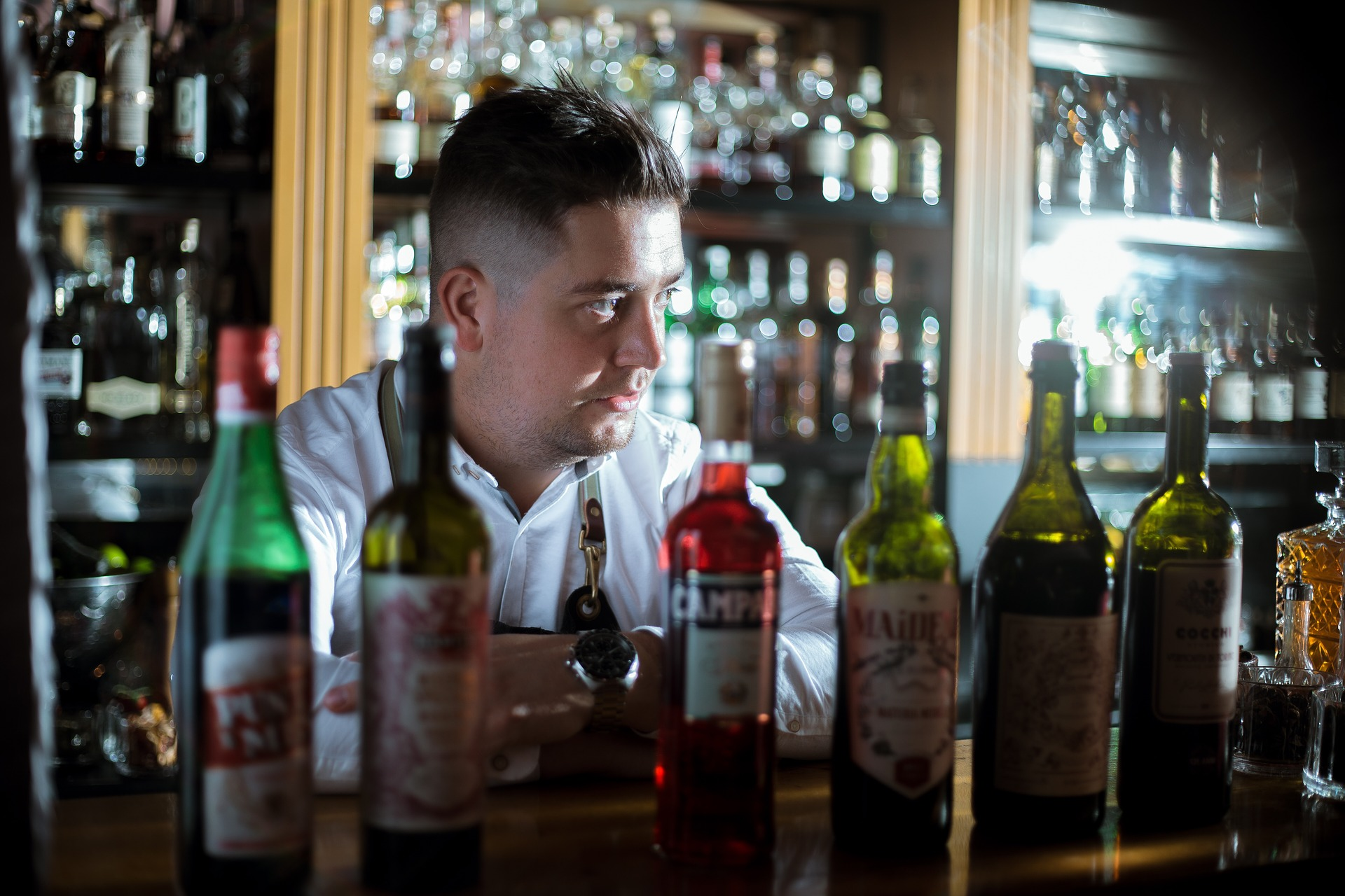 Impress your bartender and friends by knowing the language of mixed drinks.