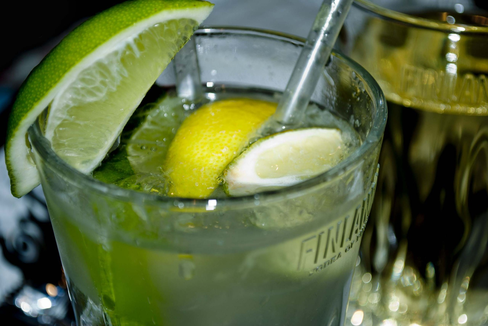 More mixed drinks are made with vodka than any other liquor.